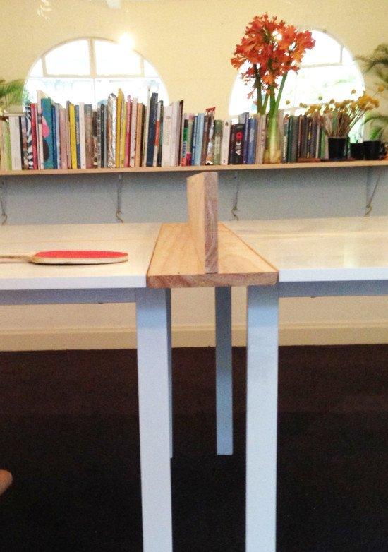 IKEA MELLTORP Table Tennis Table - Net