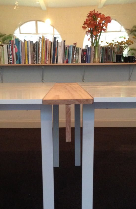 IKEA MELLTORP Table Tennis Table - spacer