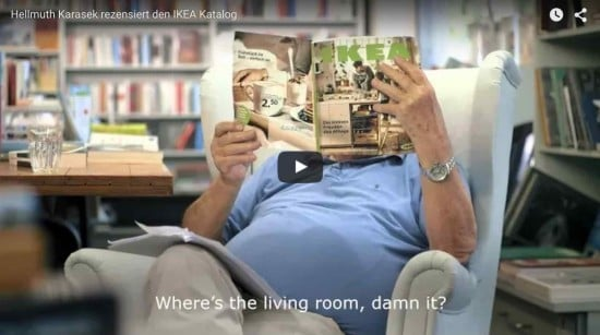 IKEA 2016 Catalog review by influential literary critic