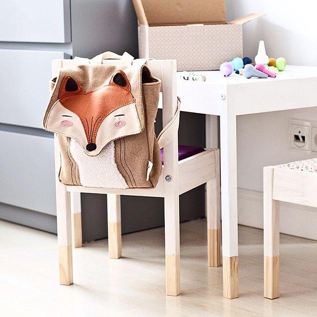 Classy IKEA LATT desk set