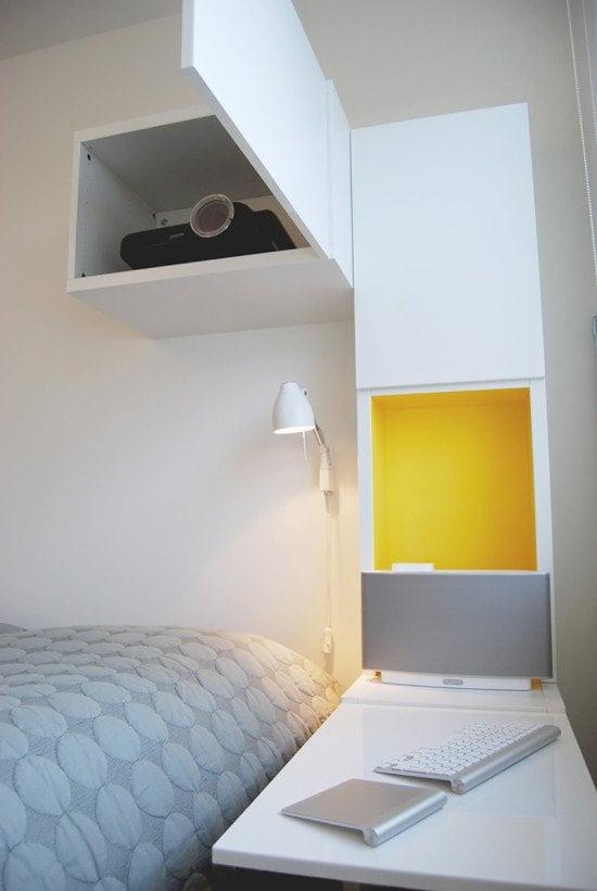 ikea best home cinema nightstand ikea hackers ikea hackers. Black Bedroom Furniture Sets. Home Design Ideas