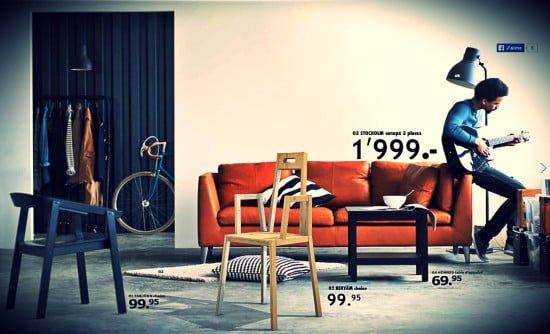 IKEA bekvam chair reinterpreted