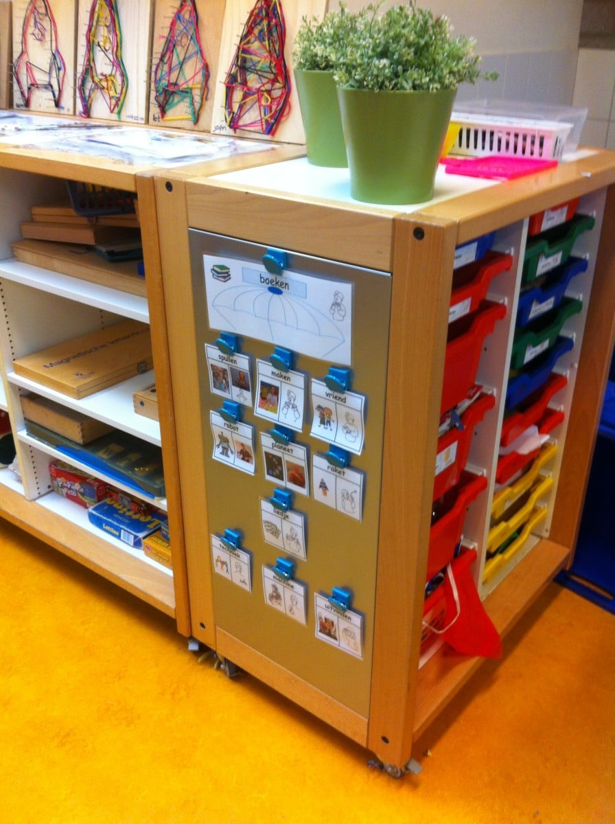 Neat Spontaneous And Clever Use Of Classroom Space Ikea