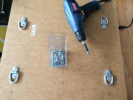 Adding the hooks