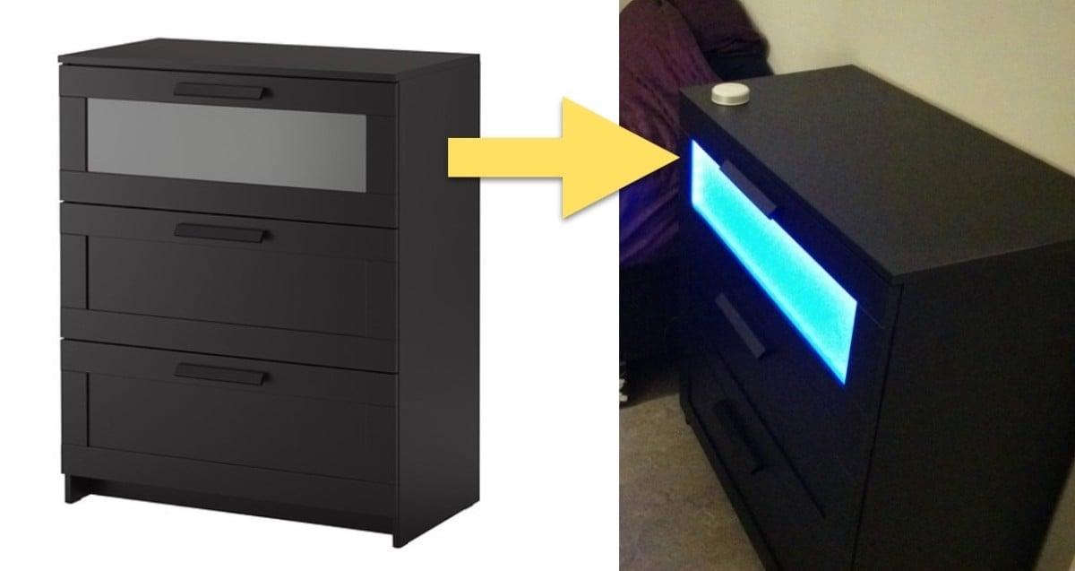 Night-time BRIMNES - IKEA Hackers - IKEA Hackers