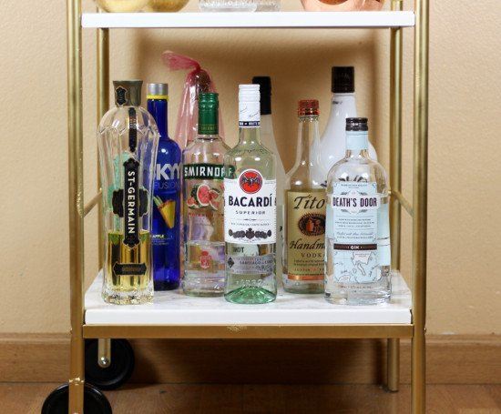 Bar Cart Bottom