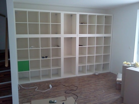 EXPEDIT giant built in