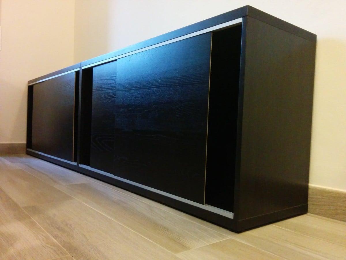 Finally A Double Sliding Doors Best 197 Ikea Hackers