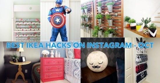 October's best Instagram IKEA hacks