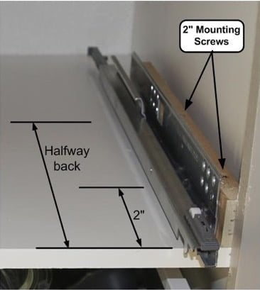 How-to: Install Drawer Pullouts in Kitchen Cabinets - IKEA