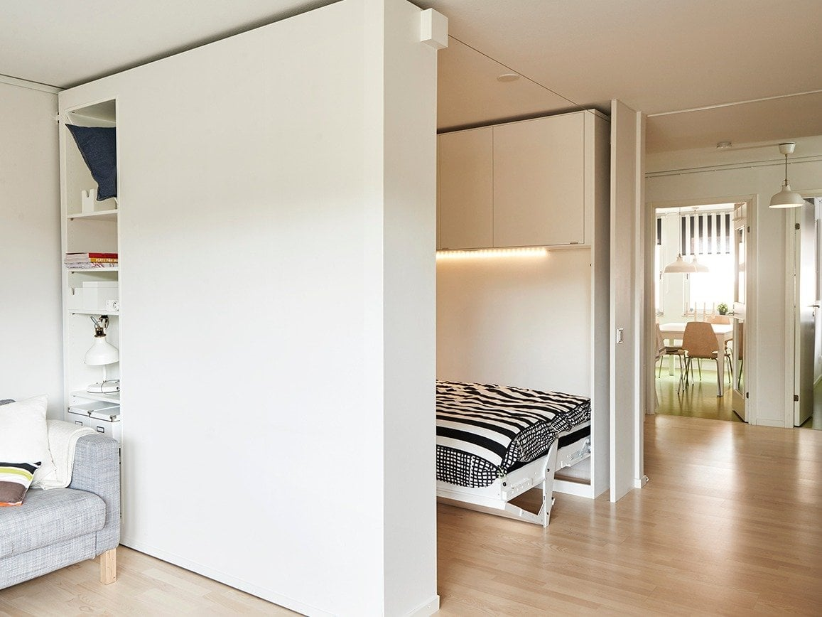 Ikea wants to make walls movable ikea hackers Interior partitions for homes
