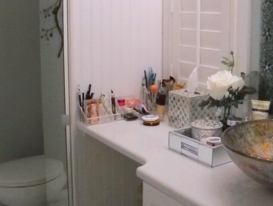 narrow bathroom cabinet with tons of storage - ikea hackers - ikea