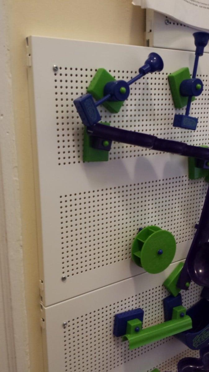Magnetic Wall From Algot Shelves Ikea Hackers Ikea Hackers