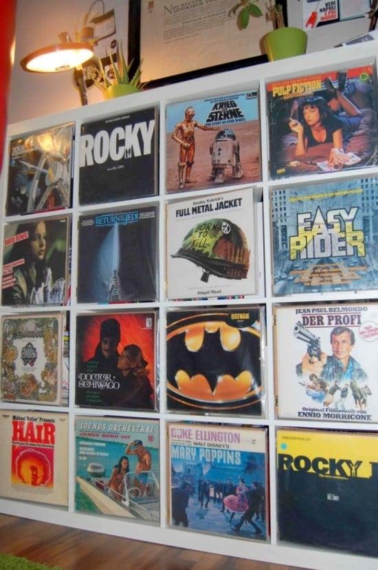 Vinyl doors for EXPEDIT