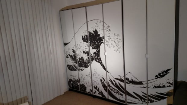 bookcasewave