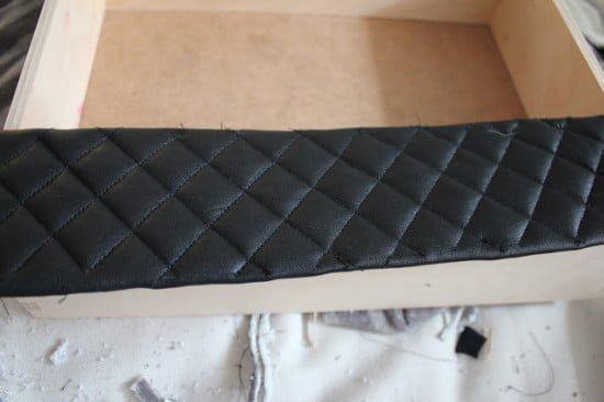 Chanel strips for IKEA MOPPE front panel