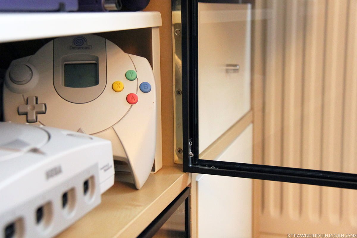 Best How to make an EXPEDIT retro gaming cabinet - IKEA Hackers with