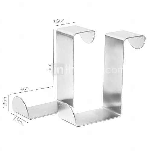Z shaped hooks