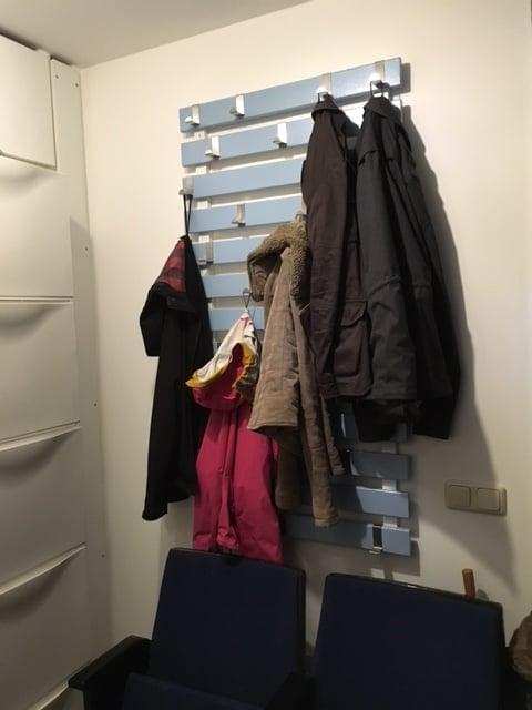 ikea sultan lade diy coat rack - Clothes Rack Ikea