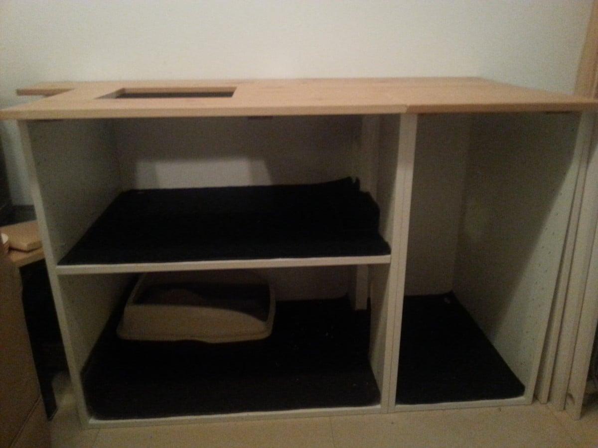 Uncategorized cat litter box furniture ikea for Ikea litter box