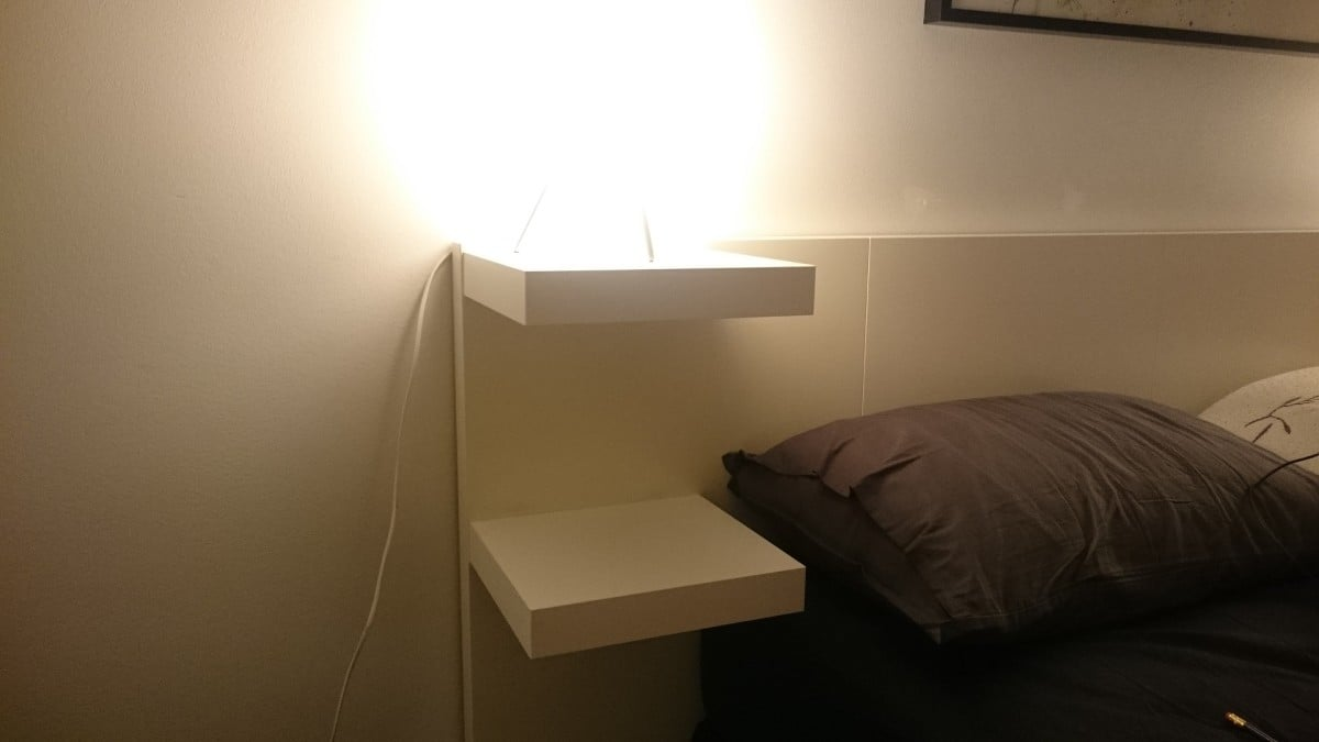 Easy Diy Headboard For Your Bed Ikea Hackers