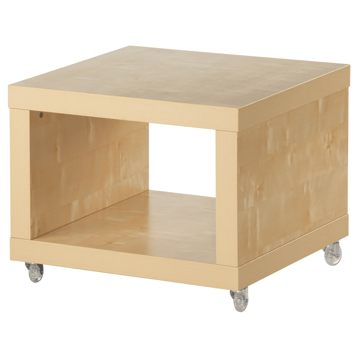 Bedside table from STACKED LACK - IKEA Hackers - IKEA Hackers