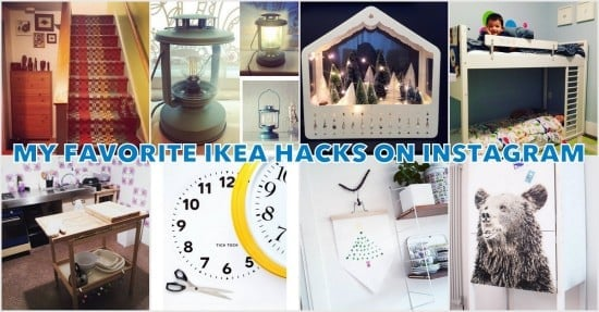 #InstaFav : Best IKEA Hacks of November 2015