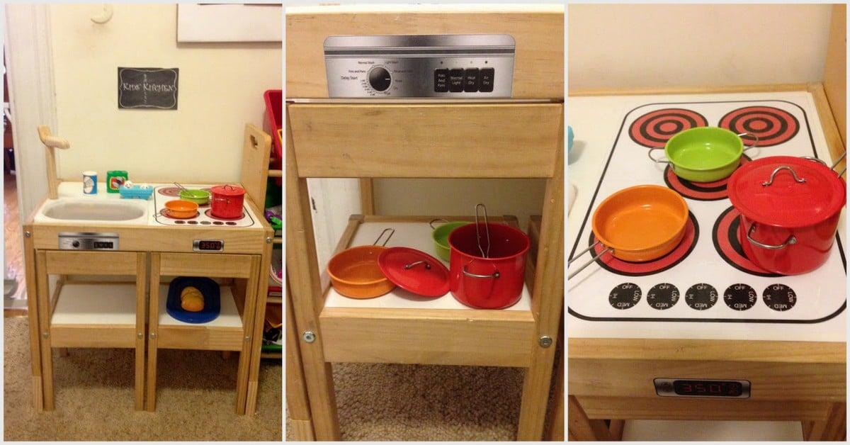L 196 Tt Play Kitchen Ikea Hackers