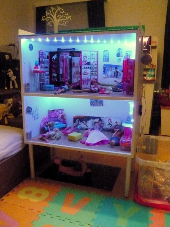 barbie doll house 1