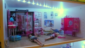 barbie doll house 3