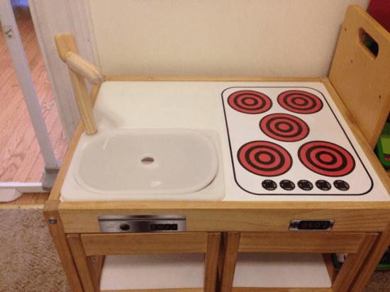 LATT play kitchen