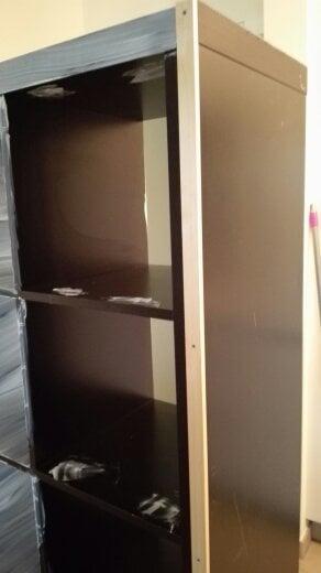 Adding door frame
