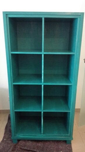 Expedit in Turquoise