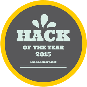 IKEA Hack of 2015
