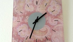SKOJ clock after