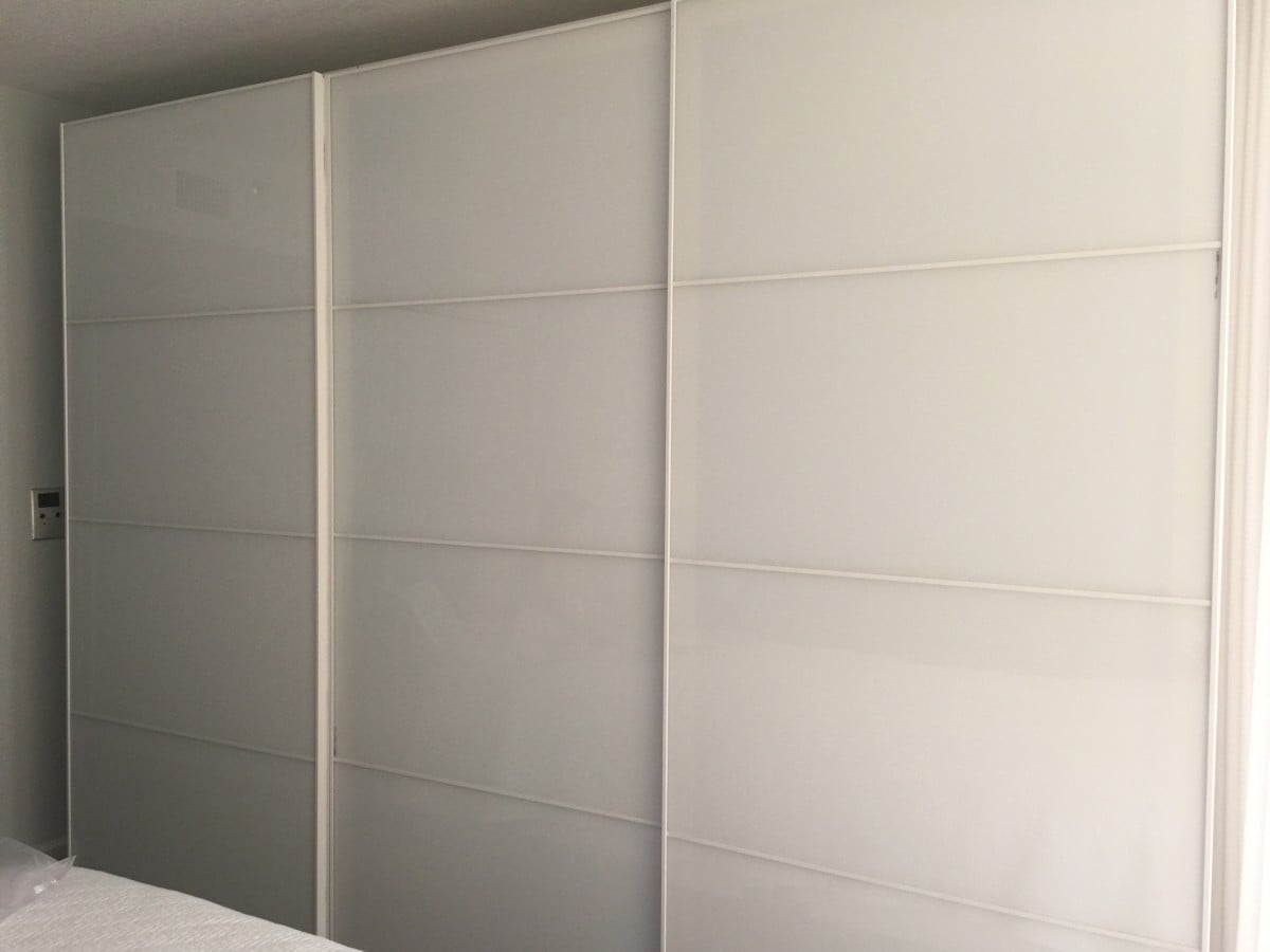 Hackers Help: PAX Wardrobe Sliding Doors - Added a 3rd