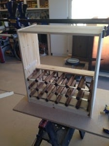 wine rack dry fit
