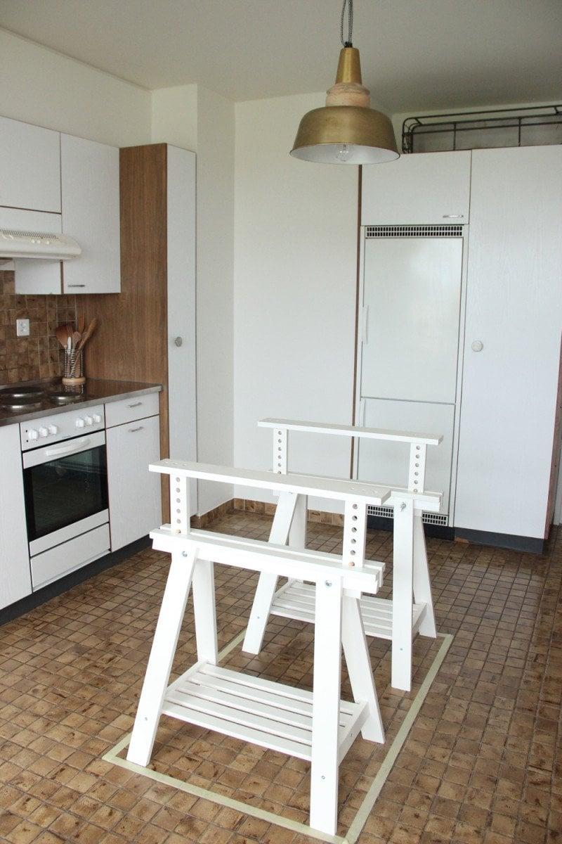 An Alternative Kitchen Island