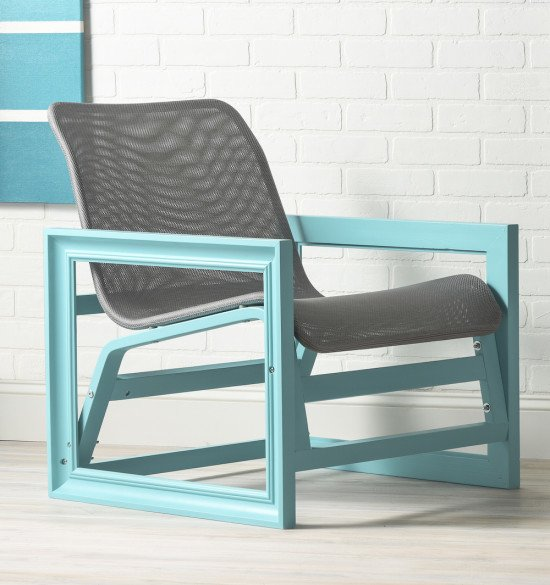 IKEA NOLMYRA Photo Frame Chair