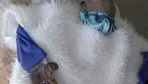 IKEA TEJN polar suit