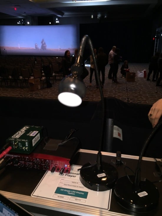 JANSJÖ work lamp diffuser