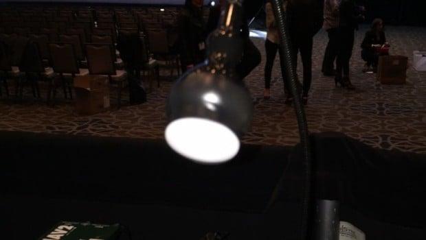 JANSJO work lamp diffuser
