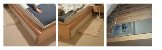 Raise Bed Storage Image 2