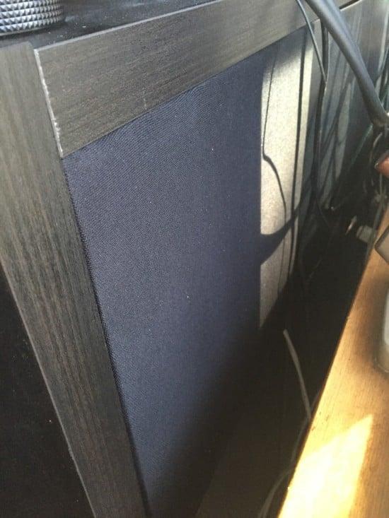 Speaker Cubby Back