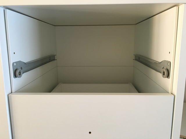KALLAX Drawer Conversion - IKEA Hackers