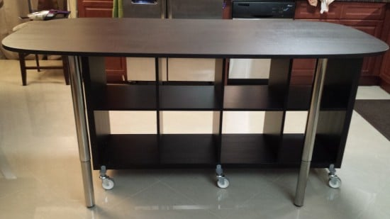 KALLAX kitchen island
