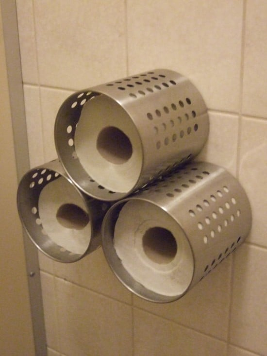 ORDNING toilet roll holders