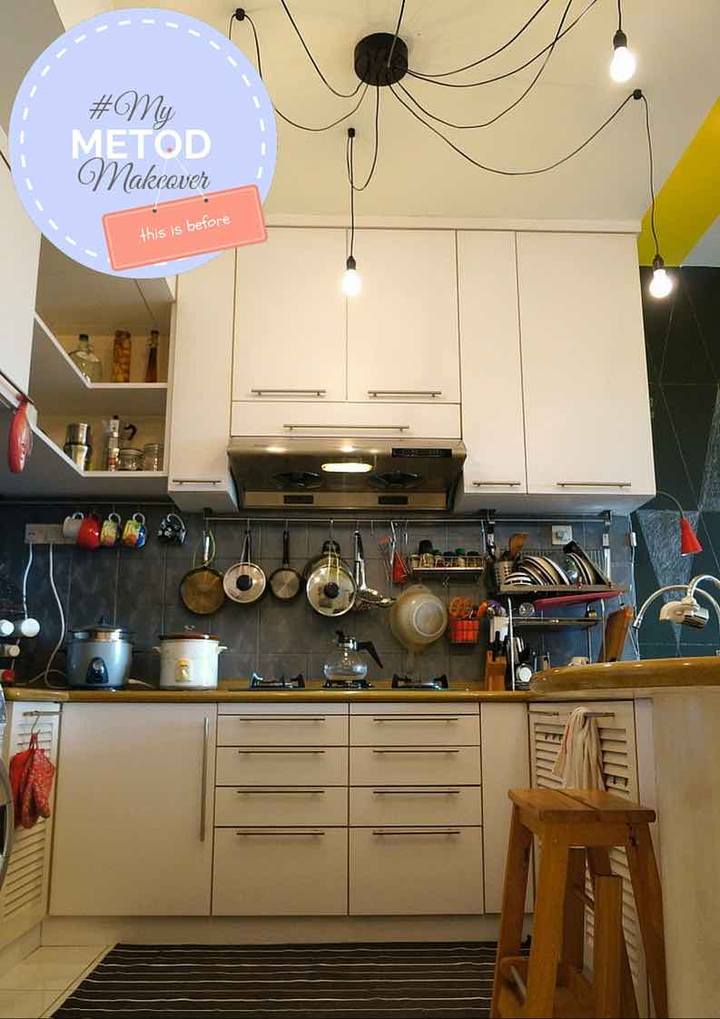 How I planned my space for IKEA kitchen cabinets - IKEA ...