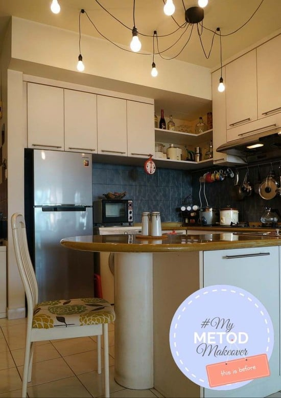 My Metod Makeover - Kitchen before 2