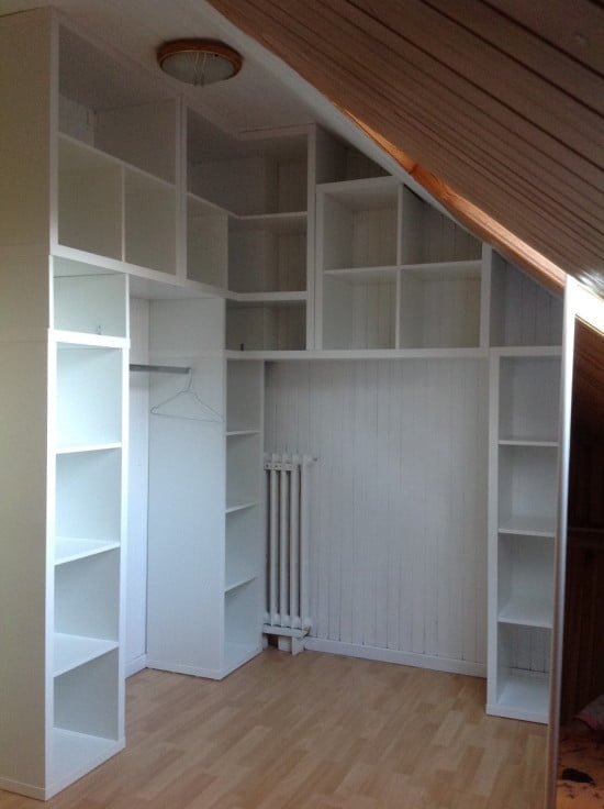 kallax corner wardrobe for my bedroom ikea hackers ikea hackers. Black Bedroom Furniture Sets. Home Design Ideas
